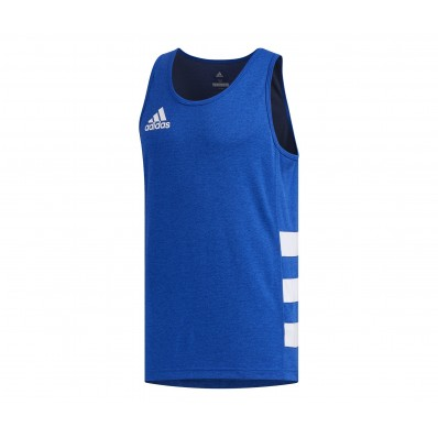 Rugby singlet bleu taille S
